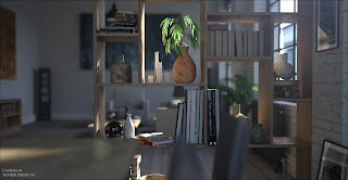 Downtown Loft : Living Area