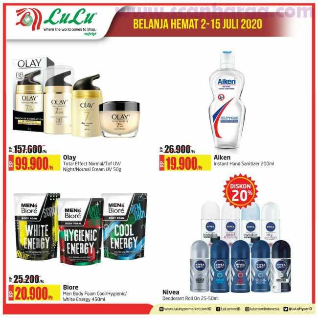 Lulu Hypermarket Katalog Belanja Hemat Terbaru Periode 2 - 15 Juli 2020 7