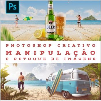 Photoshop Criativo Manipulação e Retoque de Imagens Download Grátis