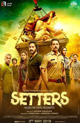 Setters 2019 Hindi 300MB HDRip 480p