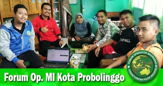 Kunjungan OPMI Kota Probolinggo