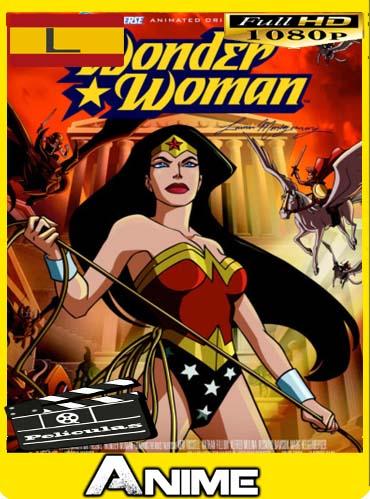 La Mujer Maravilla (Wonder Woman) (2009)  HD [720P] latino [GoogleDrive-Mega] nestorHD