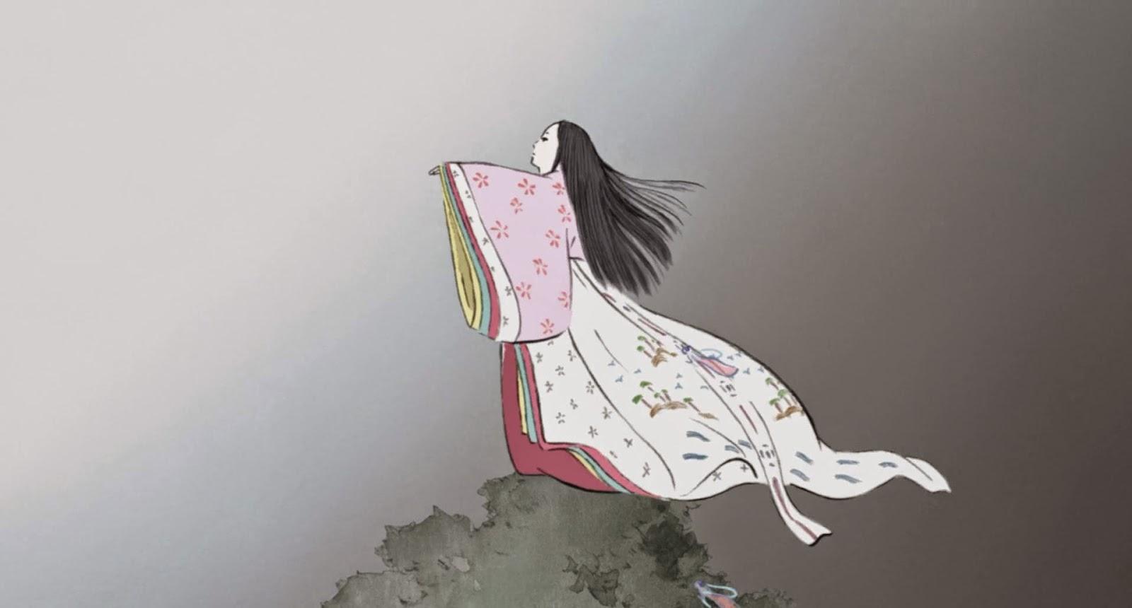 Kết quả hình ảnh cho Kaguya-hime no Monogatari