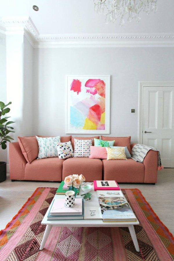 Pantone Living Coral - Consigli su come usare il colore dell'anno