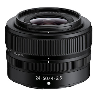Объектив Nikon Nikkor Z 24-50mm f/4-6.3