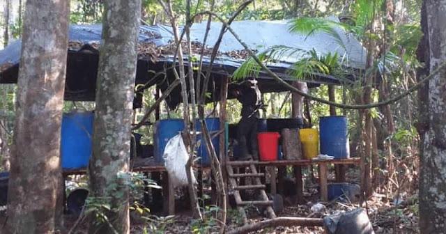 Operación Catatumbo desmantela 16 'narcolaboratorios' en frontera con Colombia