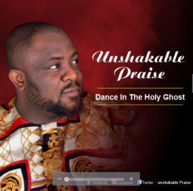 Unshakeable - Dance In The Holy Ghost