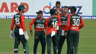 Bangladesh vs New Zealand 1st T20I 2021 Highlights