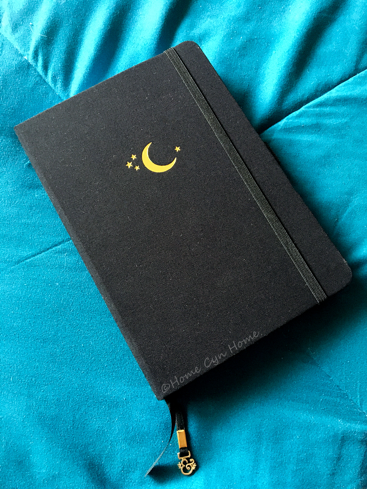 Black Archer and Olive notebook
