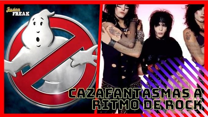 El video homenaje a los Cazafantasmas a ritmo de Mötley Crüe que se merecen