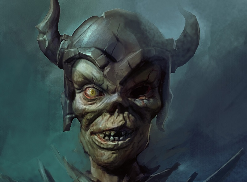 Draugr - O Zumbi da Mitologia Nórdica