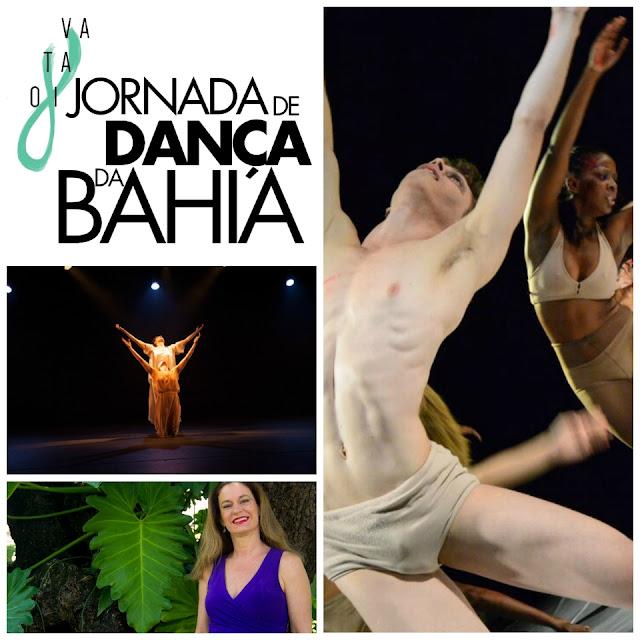 Estreia do novo espetáculo do Balé Jovem da Bahia acontece durante a 8ª Jornada de Dança