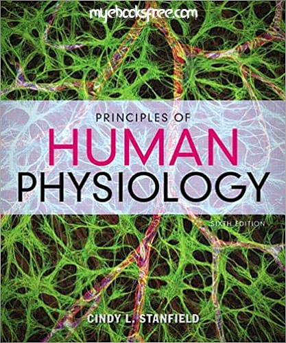 Principles of Human Physiology Pdf 6e by Stanfield (Global Edition)