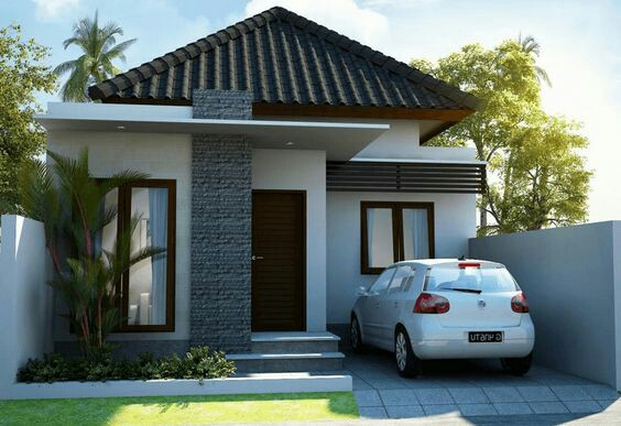 picture of simple house design