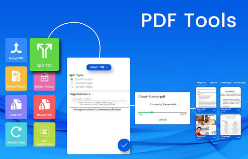 PDF Utility - PDF Tools - PDF Reader v1.4.4 Patched [Latest]