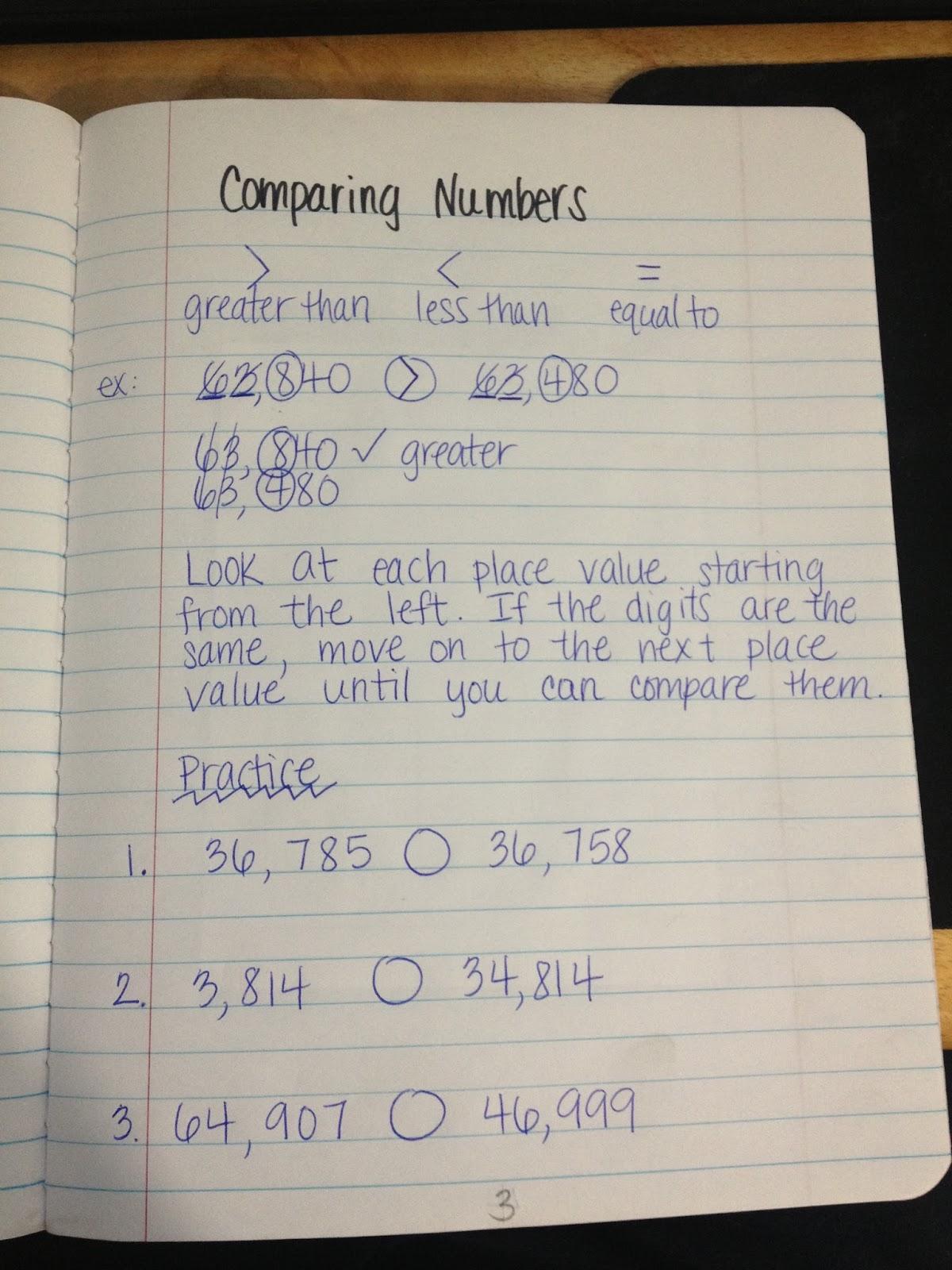 Ms Cao S 4th Grade Math September