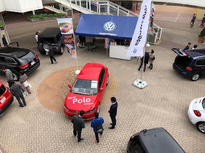 Volkswagen・JEEP合同展示商談会