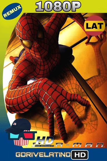 El Hombre Araña (2002) BDRemux 1080p Latino-Ingles MKV