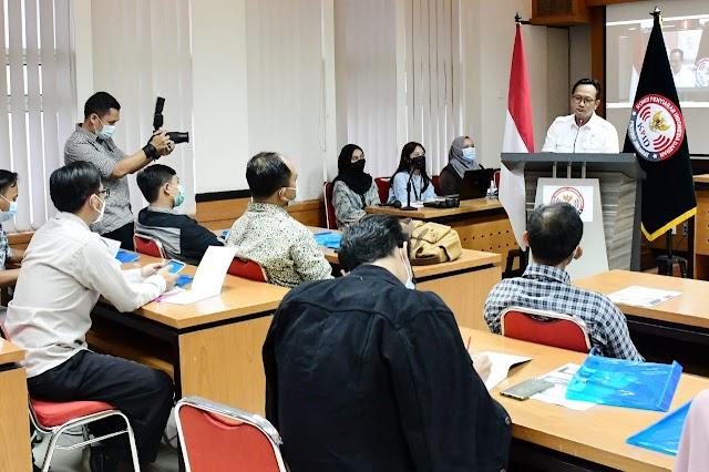 Komisi I Mengapresiasi Sekolah P3SPS Yang Digelar  KPID Jabar