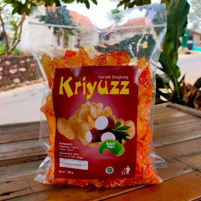 """""""KRIYUZZ""""-Keripik-Singkong"""