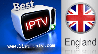 Best IPTV UK Playlist M3u 10-05-2018 England channles - download free iptv UK list