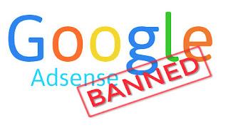 Solusi untuk Blog Mantan Banned Google Adsense