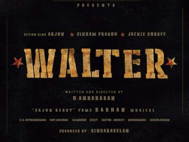 Tamil movie Walter019 wiki, full star cast, Release date, Actor, actress, Song name, photo, poster, trailer, wallpaper