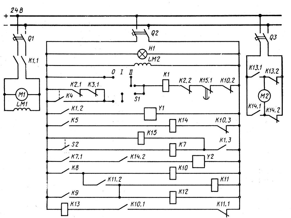 Схема управления дизель генератора фото 482