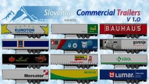 Slovenian Commercial Trailers [v1.0]