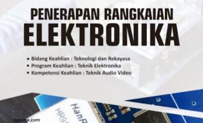 Download Rpp Mata Pelajaran Penerapan Rangkaian Elektronika Smk Kelas XI XII Kurikulum 2013 Revisi 2017/2018 Semester Ganjil dan Genap | Rpp 1 Lembar