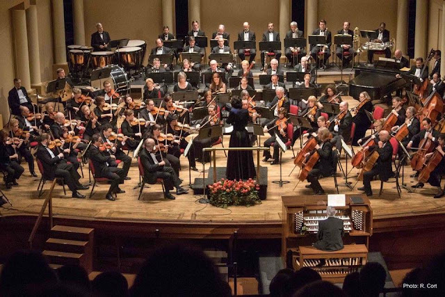Allentown Symphony Orchestra concert with Hector Olivera