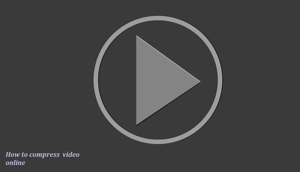 Cara mengurangi ukuran video online