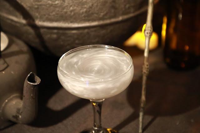 Perilous Potions, Harry Potter pop up bar, Edinburgh