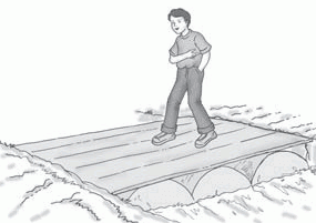 Jembatan Ponton Archimedes