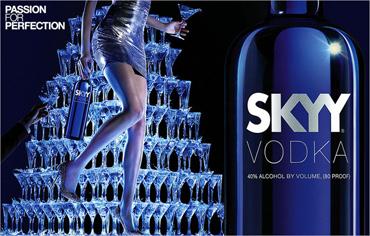 mundo das marcas skyy vodka