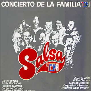 PRIMER CONCIERTO DE LA FAMILIA TH - VA (1981)