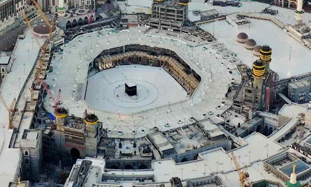 Holy Mosques to open for Worshippers soon - Saudi-ExpatriatesCom-min