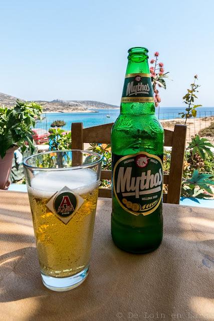 Taverne O Mitsos-Kalotaritissa-Donoussa-Cyclades