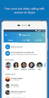 Skype Lite v1.78.76.1 Paid APK
