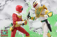 Power Rangers Lightning Collection Zeo Red Ranger 54