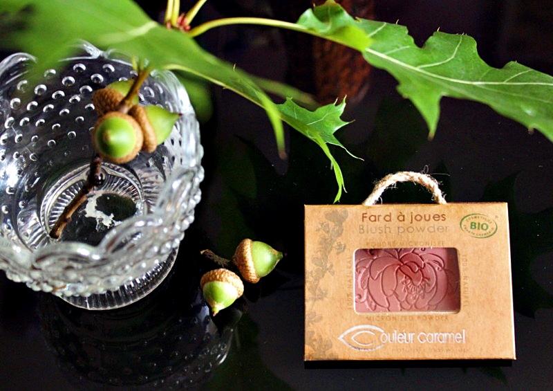 Натуральный румянец от Couleur Caramel: Минеральные румяна #111553 Благородный розовый. Micronized Blush Powder / обзор, отзывы