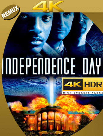 Dia de la Independencia EXTENDED (1996) 4k Remux HDR Latino [Google Drive] Tomyly