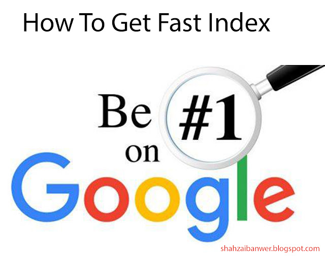 How To Get Fast Index and a High Rank on Google for Any Keyword