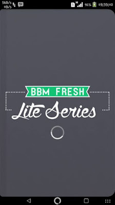Preview BBM Fresh 3