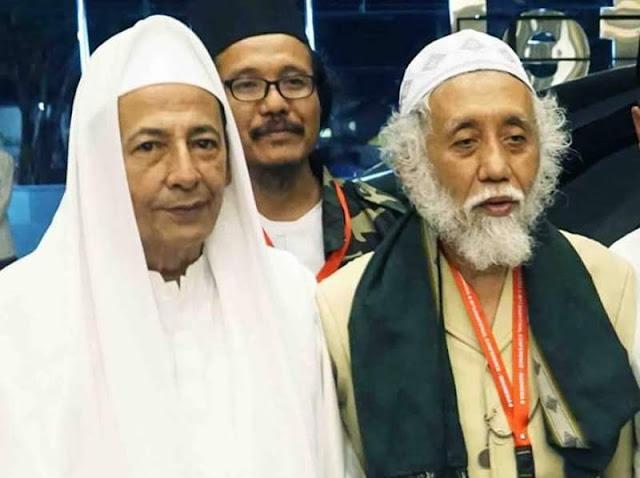 Abuya Muhtadi: HTI dan Ormas yang Sejalan adalah Pemberontak Negara, Hukumnya Haram