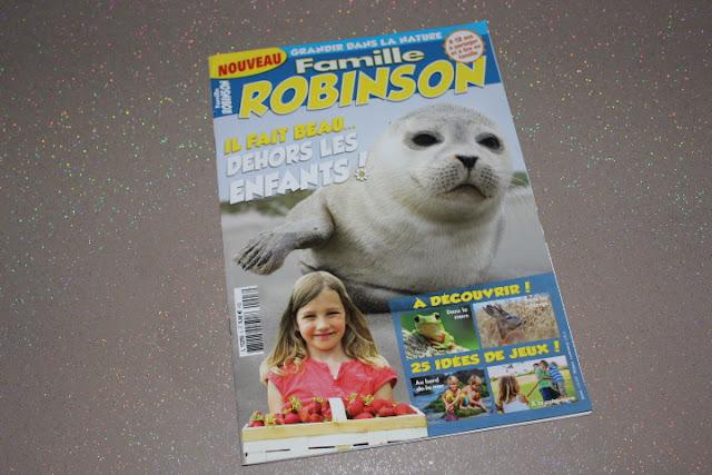 FAMILLE ROBINSON