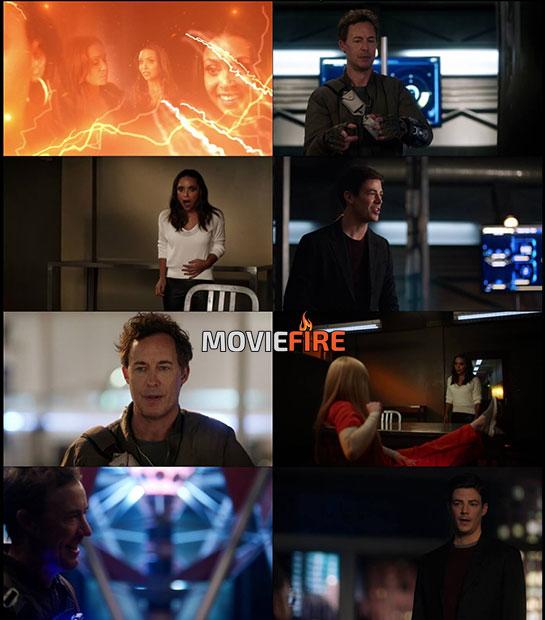 The Flash Season 7 1080p