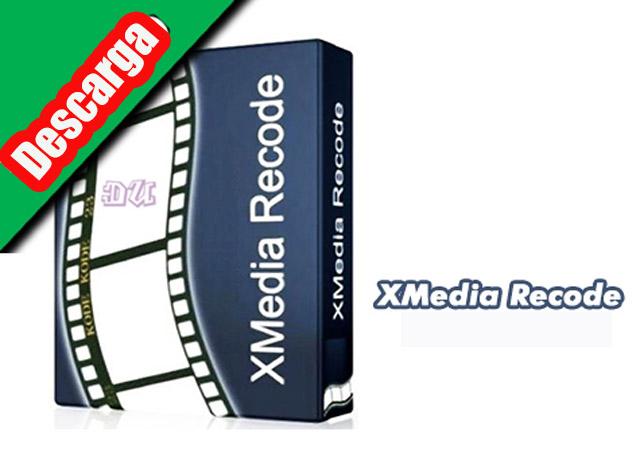 XMedia Recode espa25C325B1ol -