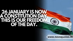 Quotes on Indian Constitution Day