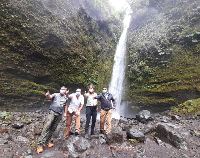 Salto de Las Cascadas